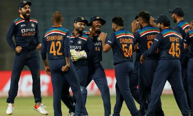 India take series as England fall short despite Sam Curran heroics