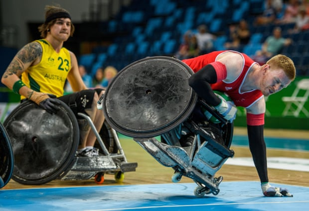 Former NFL player to take charge of GB Wheelchair Rugby in Tokyo