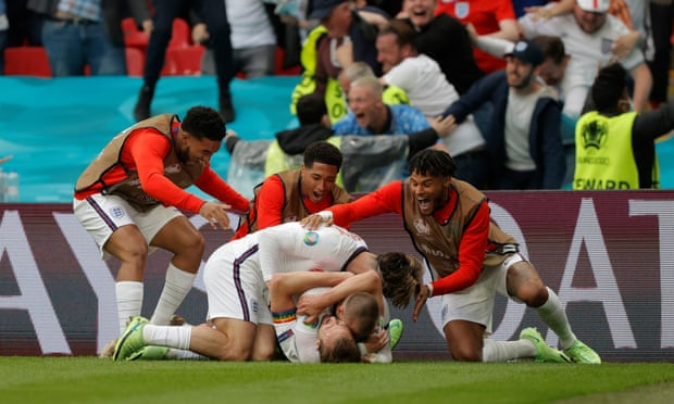 England beat Germany as Sterling and Kane send them to Euro 2020 last eight
