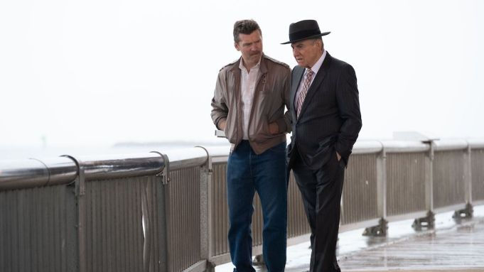'Lansky' Review: Harvey Keitel Propels an Uneven Biopic About Notorious Mobster Meyer Lansky