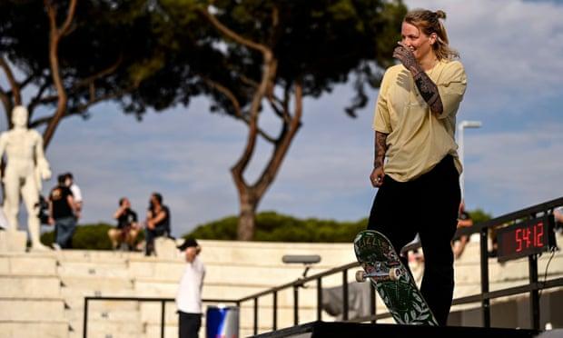 Dutch skateboarder Jacobs calls Olympic quarantine conditions 'inhuman'