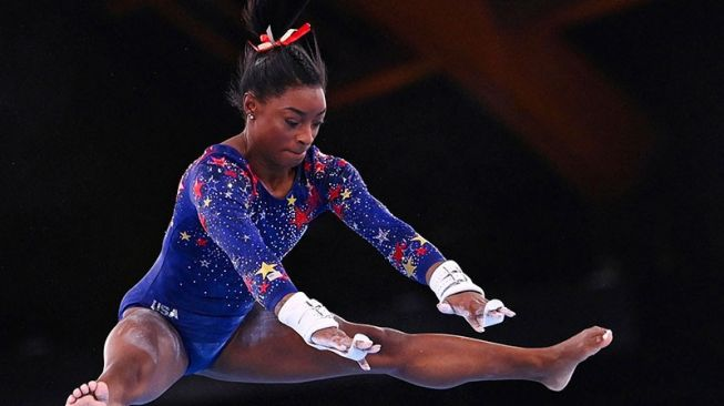 In a divided US, it's no surprise some see Simone Biles as a villain