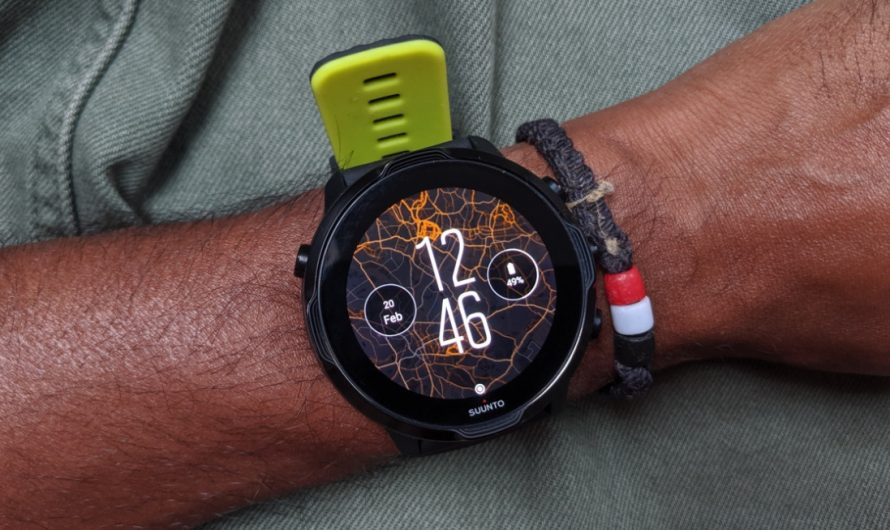 Suunto 7 review: A timepiece for the outdoors