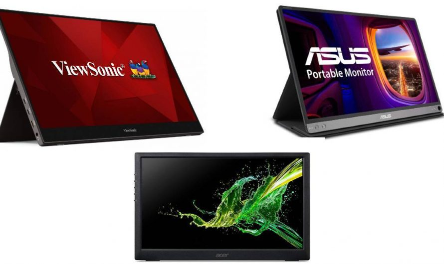 Five portable monitors that can enhance your productivity