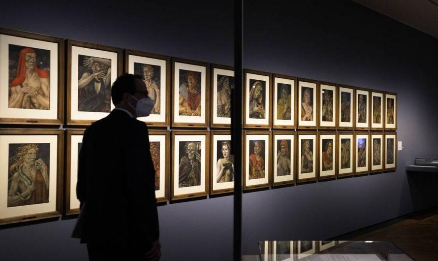 German show traces Nazi-era artists' success after the war