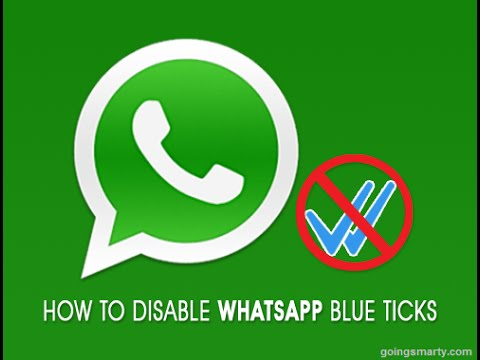 WhatsApp: How to hide last seen and blue ticks