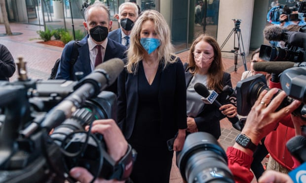 TechScape: Elizabeth Holmes poetry steals the show at Theranos trial