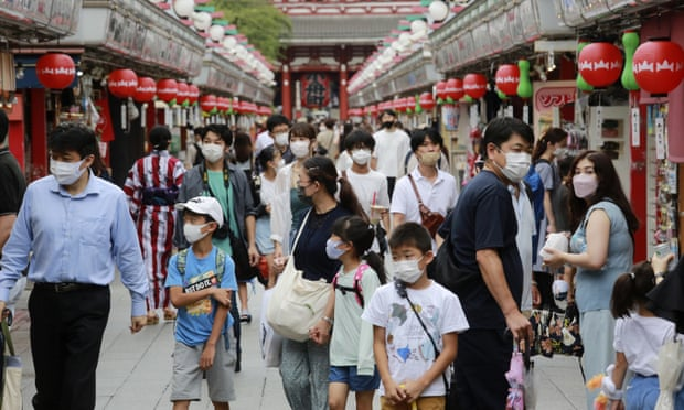 Japan's Moderna Covid vaccine rollout hit by recall and contamination scares