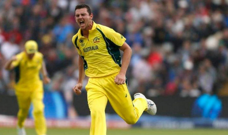 """Hazlewood says IPL was """"perfect"""" preparation for T20 World Cup"""