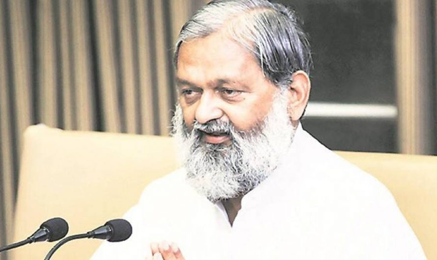 Haryana has achieved 98% of its target of setting up PSA plants: Anil Vij